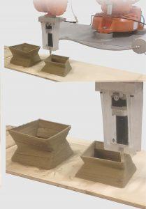 @2018 - d2AP - Clay Printing: 2
